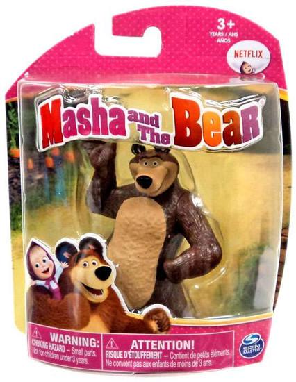 Masha and the Bear Bear 3-Inch Figure