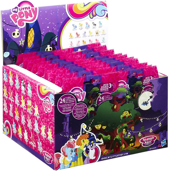 My Little Pony PVC Series 18 Mystery Box [24 Packs]