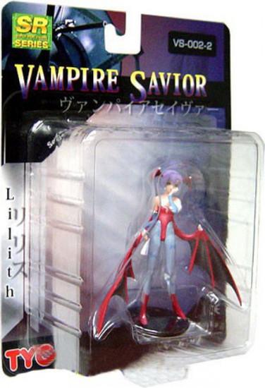 Darkstalkers Vampire Savior Series 2 Lilith PVC Figure