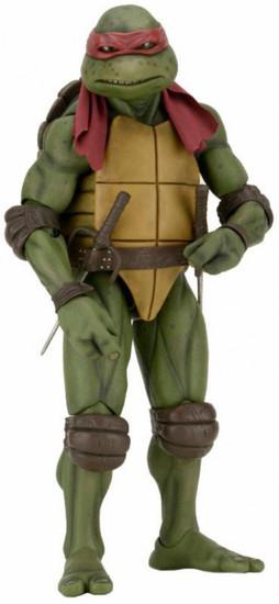 NECA Teenage Mutant Ninja Turtles Quarter Scale Raphael Action Figure [1990 Movie] (Pre-Order ships July)