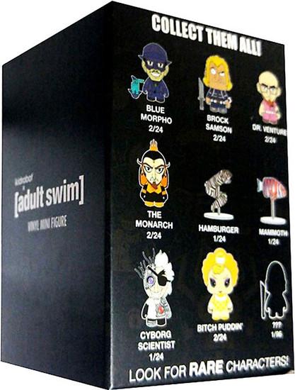 Vinyl Mini Figure Adult Swim Series 1 3-Inch Mystery Pack [1 RANDOM FIgure!]