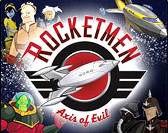 Rocketmen Axis of Evil Booster Pack