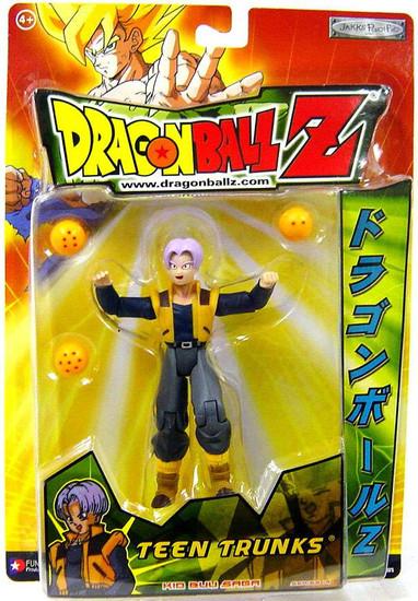 Dragon Ball Teen Trunks Action Figure