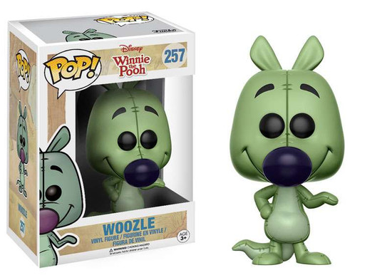 Funko Winnie the Pooh POP! Disney Woozle Vinyl Figure #257