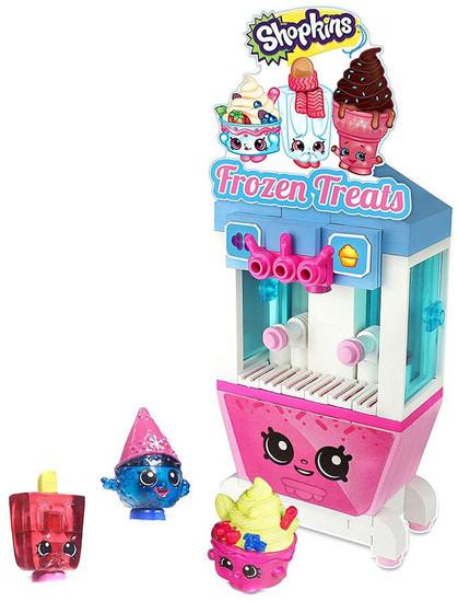 Shopkins giocattolo The Bridge Direct kinstructions Frutta /& Veggie Stand
