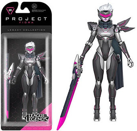 Funko League of Legends Legacy Project Fiora Action Figure