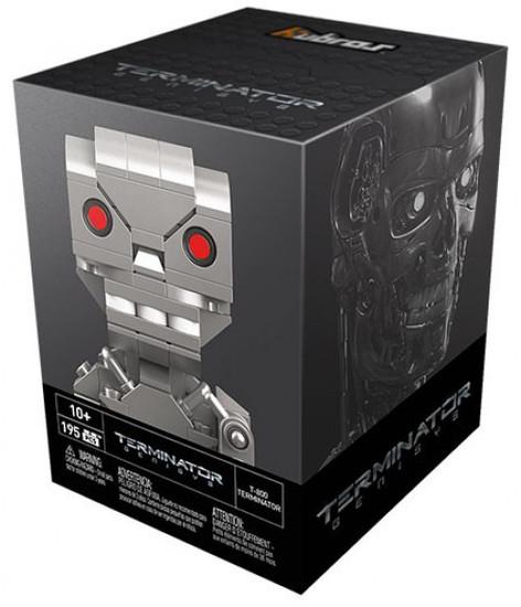 Mega Bloks Kubros Terminator Genysis T-800 Terminator Set