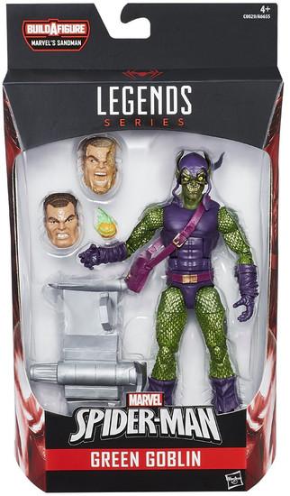 Marvel Legends Sandman Series Green Goblin Action Figure