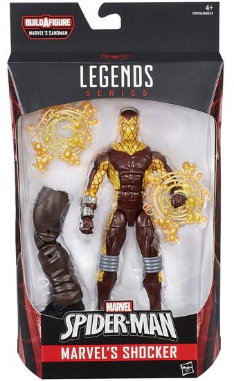 Marvel Legends Sandman Series Shocker Action Figure