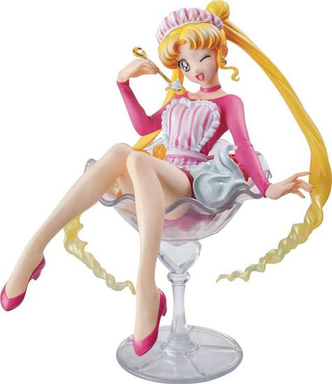 Sailor Moon Sweeties Usagi Tsukino Figure [Fruit Shop Version]