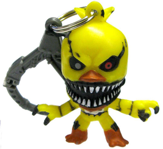Five Nights at Freddy's FNAF Hangers Series 2 Nightmare Chica Collector Clip [Loose]