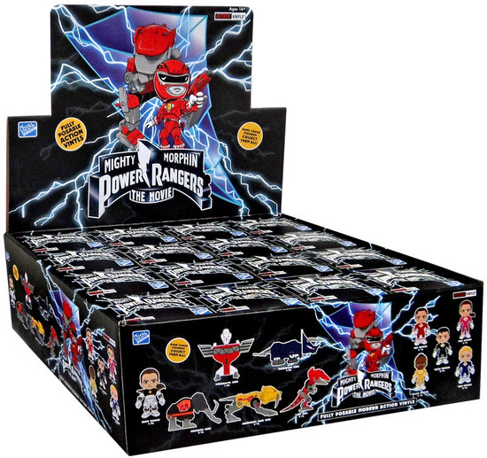 Power Rangers Mighty Morphin Series 2 Mystery Box [16 Packs]