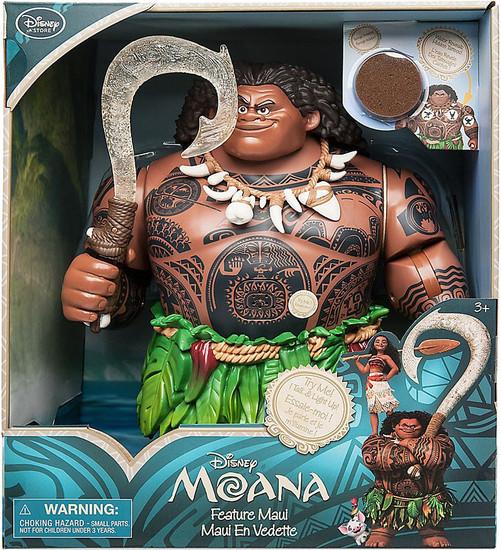 Disney Moana Maui Exclusive Talking Deluxe Action Figure