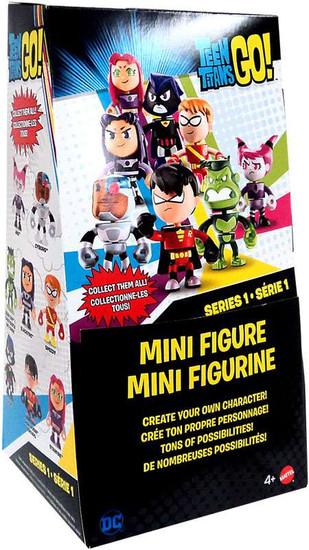 Teen Titans Go! Series 1 Teen Titans Mystery Box [36 Packs]