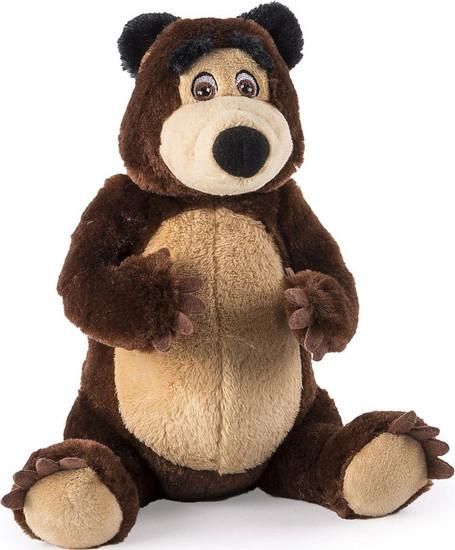 Masha and the Bear Bear 8-Inch Plush
