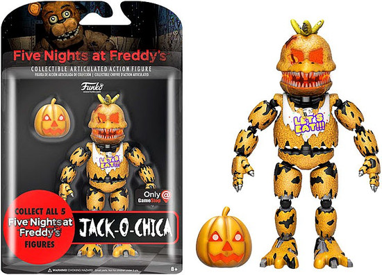 Funko Five Nights at Freddy's Jack-O-Chica Exclusive Action Figure