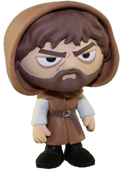 Funko Game of Thrones Series 3 Mystery Minis Tyrion Lannister 1/12 Mystery Minifigure [Hooded Loose]