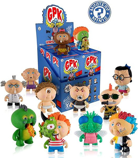 Funko Garbage Pail Kids Really Big Mystery Minis GPK Series 2 Mystery Box [12 Packs]