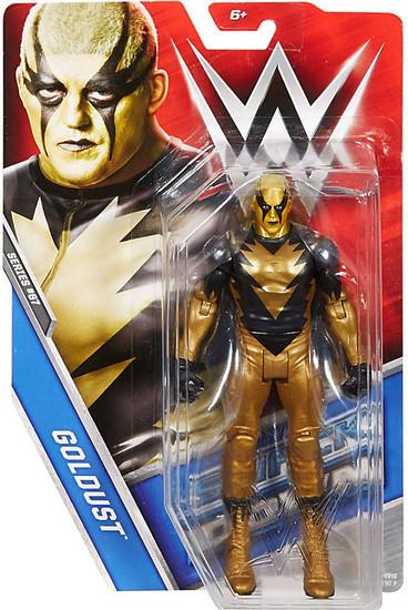 WWE Wrestling Series 67 Goldust Action Figure