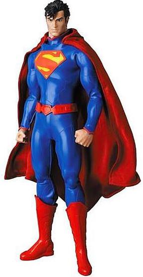 Batman Real Action Heroes Superman Action Figure [DC New 52]