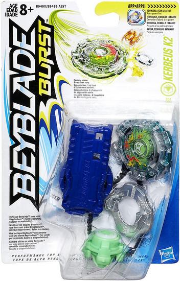 Beyblade Burst Kerbeus K2 Starter Pack