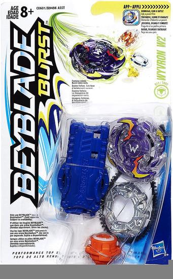 Beyblade Burst Wyvron W2 Starter Pack