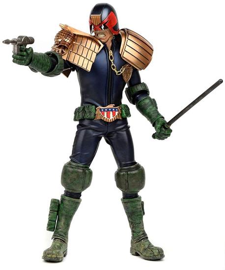 Judge Dredd Action Figure
