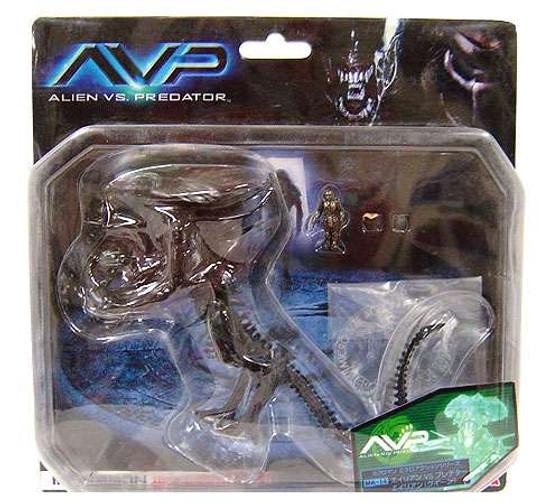 Alien vs Predator Micromen Alien Queen Microman MA-14 Action Figure