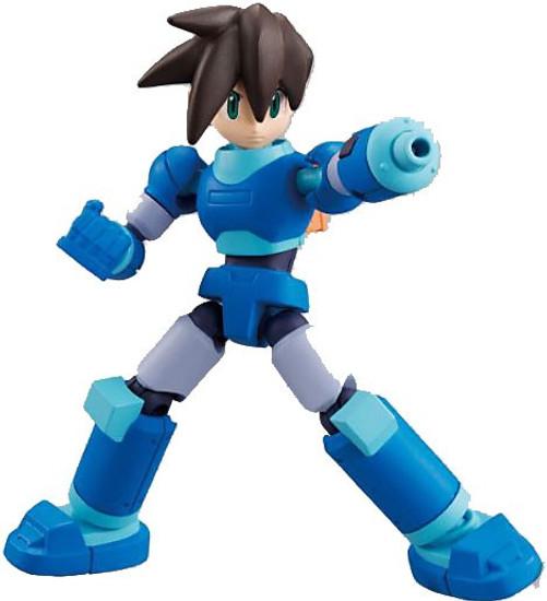 Mega Man Legends Shokugan 66 Action Series 1 Mega Man (Volnutt) 2.6-Inch Trading Figure [Mega Man Legends]