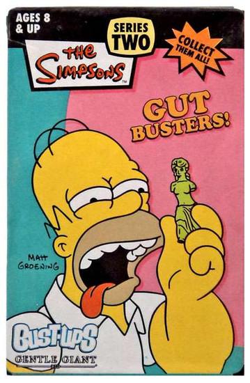 The Simpsons Gut Busters Series 2 Bust Ups Homer Gummi Venus de Milo Figure