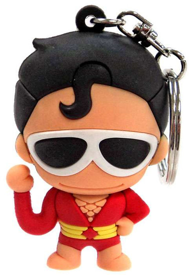 3D Figural Keychains DC Superpowers Plastic Man Keychain [Loose]