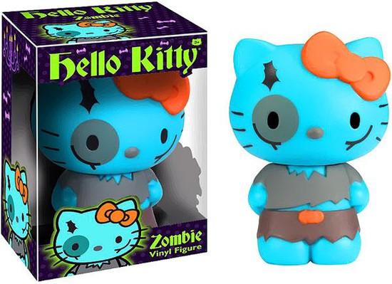Funko Hello Kitty Halloween Zombie 5-Inch Vinyl Figure [Blue]