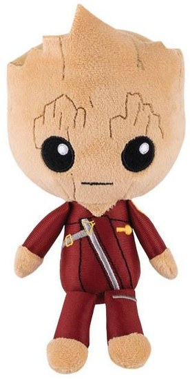 Funko Marvel Guardians of the Galaxy Vol. 2 Groot Plush [Ravager Jacket]