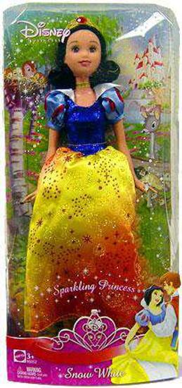 Disney Princess Sparkling Princess Snow White 12-Inch Doll [Damaged Package]