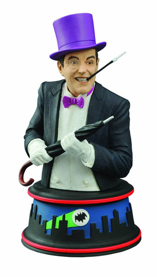 Batman 1966 TV Series Penguin 6-Inch Bust