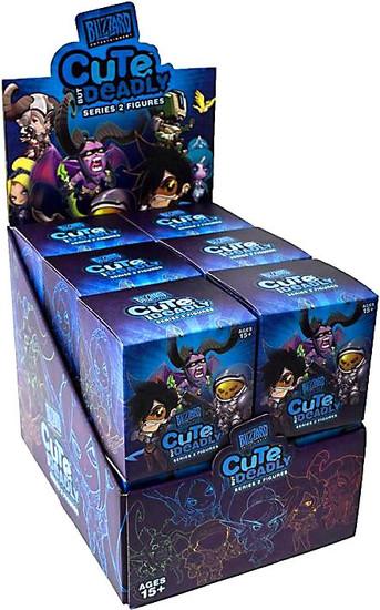Cute But Deadly CBD Series 2 Mystery Box [12 Packs]