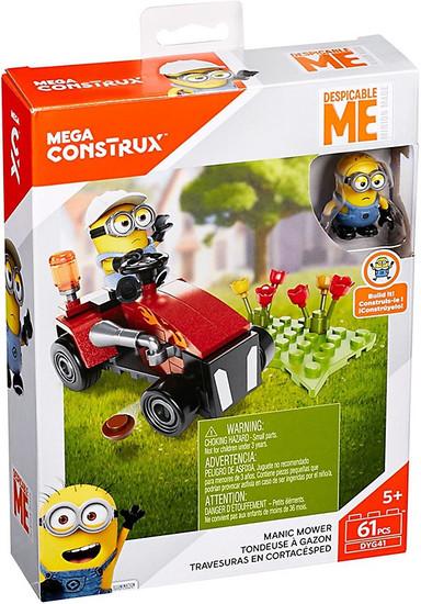 Despicable Me Minions Manic Mower Set