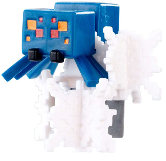 Minecraft End Stone Series 6 Cave Spider in Webs 1-Inch Mini Figure [Loose]