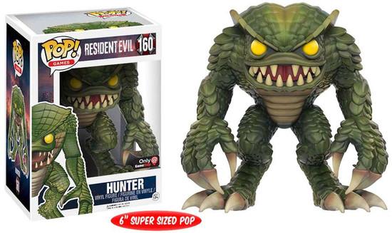 Funko Resident Evil POP! Games Hunter Exclusive Vinyl Figure #160