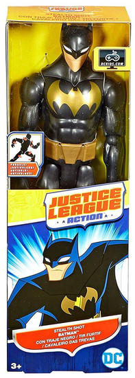 Justice League Action JLA Stealth Shot Batman Action Figure