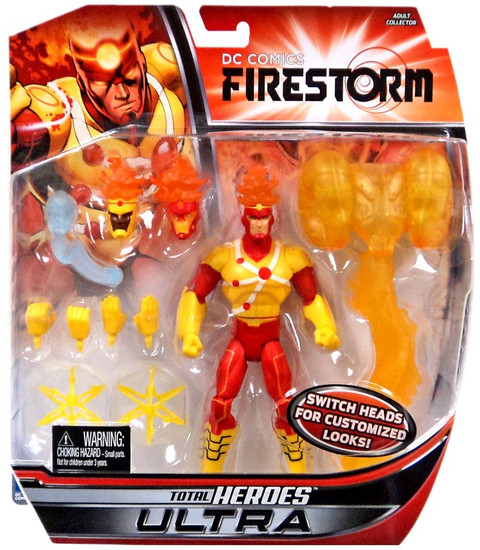 DC Total Heroes Ultra Firestorm Action Figure
