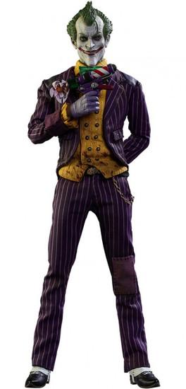 Batman Arkham Asylum Videogame Masterpiece The Joker Collectible Figure [Arkham Asylum]