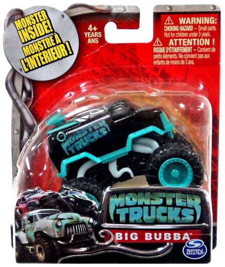 Monster Trucks Big Bubba Diecast Car