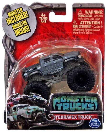 Monster Trucks Terravex Diecast Car