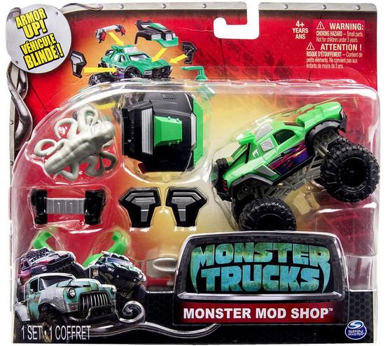 Monster Trucks Monster Mod Shop Modified MVP Playset