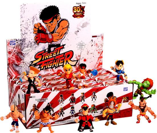 Street Fighter Mystery Box [16 Packs]