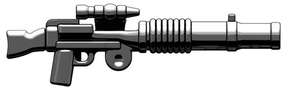 BrickArms T-21 Heavy Blast Rifle 2.5-Inch [Black]