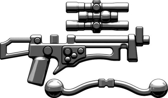 BrickArms Bolt Caster 2.5-Inch [Black]