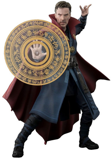 Marvel S.H. Figuarts Doctor Strange Action Figure