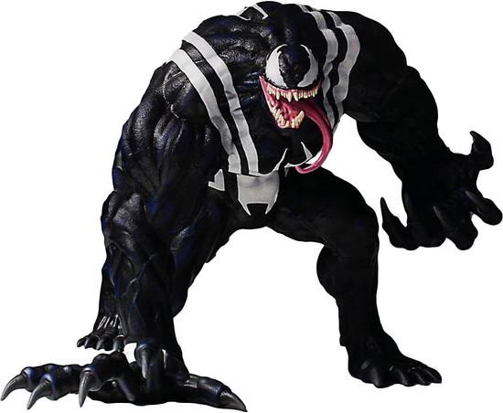 Marvel Spider-Man Collector's Gallery Venom Statue
